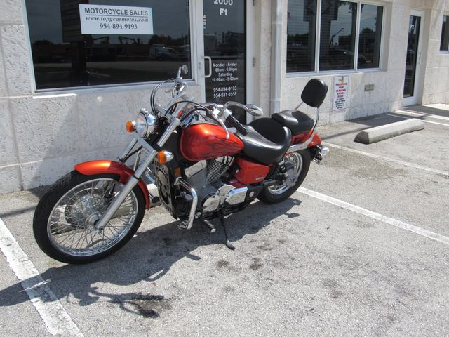2012 Honda VT750 Spirit in Dania Beach Florida, 33004