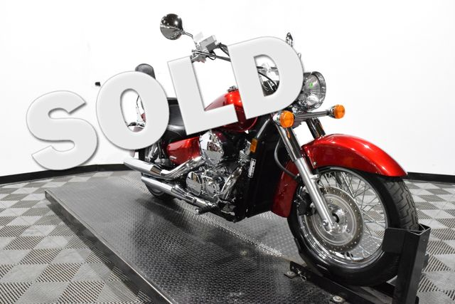 2012 Honda VT750C - Shadow 750 Aero