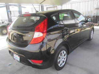 2012 Hyundai Accent 5-Door GS Gardena, California 2