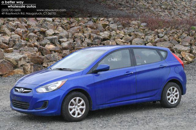2012 Hyundai Accent 5-Door GS Naugatuck, Connecticut