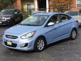 2012 Hyundai Accent GLS | Champaign, Illinois | The Auto Mall of Champaign in Champaign Illinois