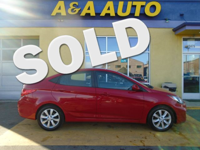 2012 Hyundai Accent GLS in Englewood, CO 80110