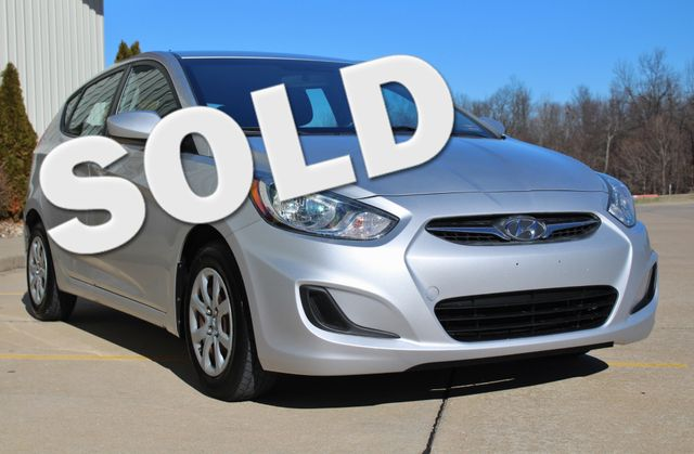 2012 Hyundai Accent GS in Jackson, MO 63755