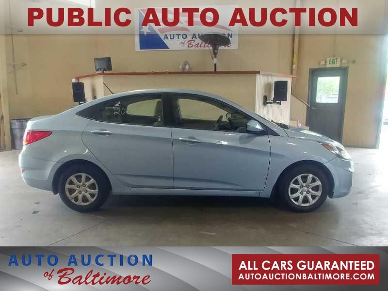 2012 Hyundai Accent GLS | JOPPA, MD | Auto Auction of Baltimore  in JOPPA MD