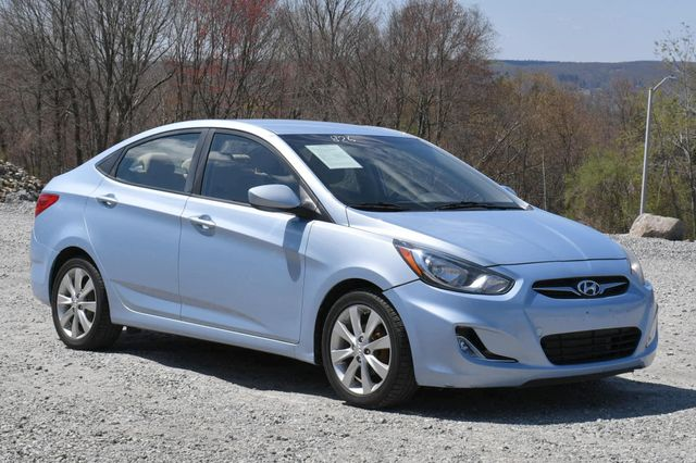 2012 Hyundai Accent GLS Naugatuck, Connecticut 8