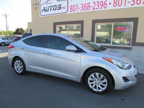 2012 Hyundai Elantra GLS in , Utah