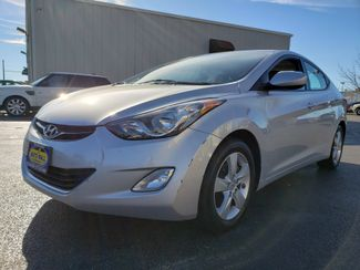 2012 Hyundai Elantra GLS | Champaign, Illinois | The Auto Mall of Champaign in Champaign Illinois