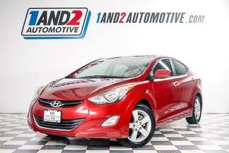 2012 Hyundai Elantra GLS in Dallas TX