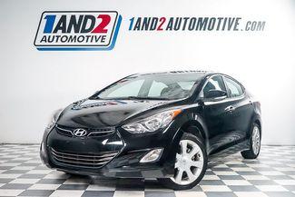 2012 Hyundai Elantra Limited in Dallas TX