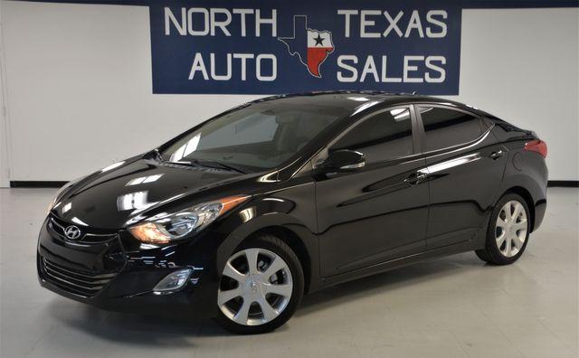 2012 Hyundai Elantra Limited in Dallas, TX 75247