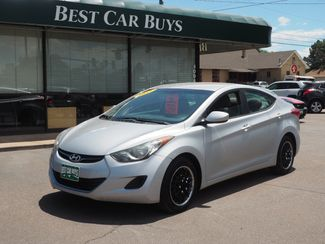 2012 Hyundai Elantra GLS PZEV in Englewood, CO 80113