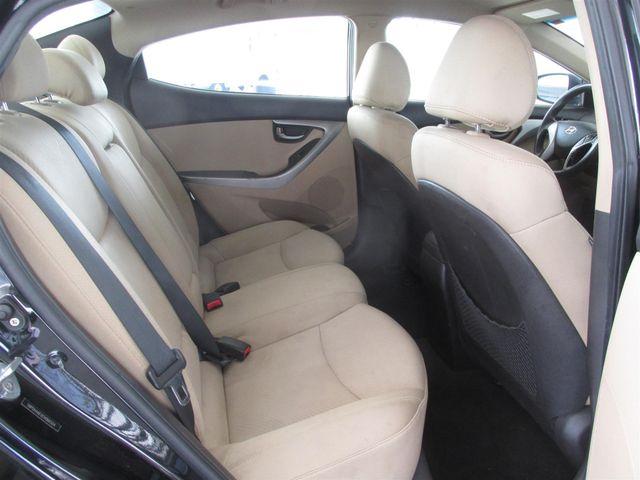 2012 Hyundai Elantra GLS Gardena, California 12