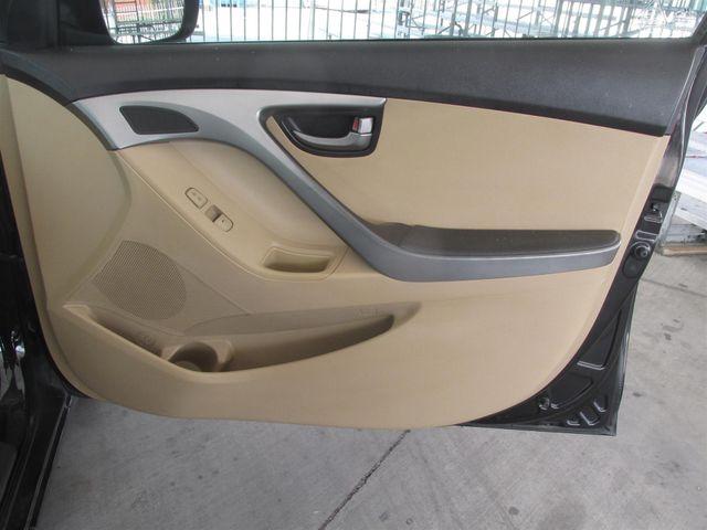 2012 Hyundai Elantra GLS Gardena, California 13