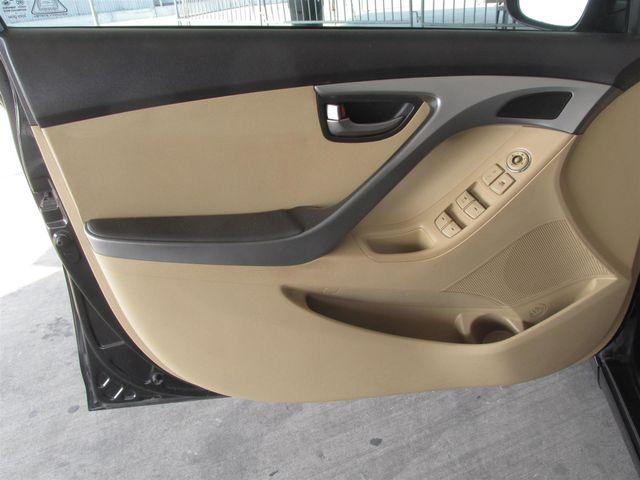 2012 Hyundai Elantra GLS Gardena, California 9