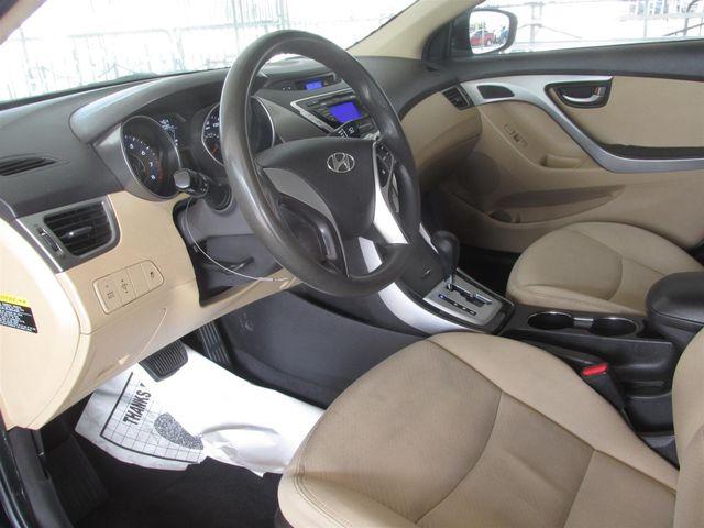 2012 Hyundai Elantra GLS Gardena, California 4