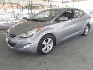 2012 Hyundai Elantra GLS PZEV Gardena, California
