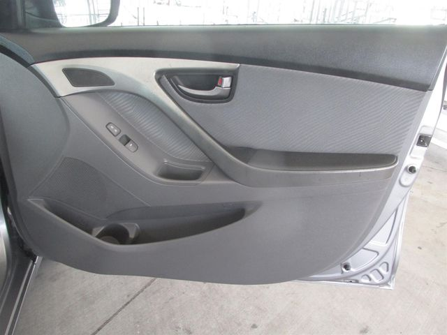 2012 Hyundai Elantra GLS PZEV Gardena, California 13