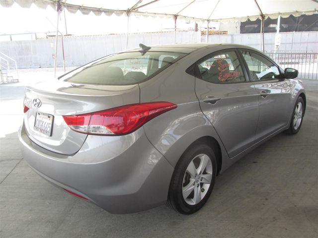 2012 Hyundai Elantra GLS PZEV Gardena, California 2