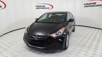 2012 Hyundai Elantra GLS in Garland, TX 75042