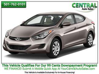 2012 Hyundai Elantra GLS | Hot Springs, AR | Central Auto Sales in Hot Springs AR
