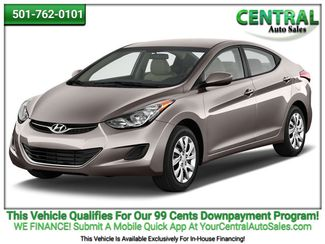 2012 Hyundai Elantra GLS | Hot Springs, AR | Central Auto Sales in Hot Springs AR