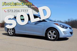 2012 Hyundai Elantra GLS in Jackson MO, 63755