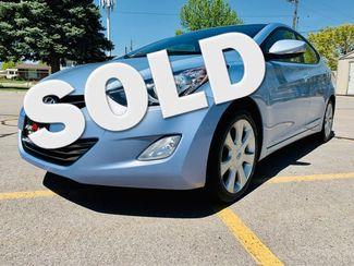 2012 Hyundai Elantra Limited PZEV LINDON, UT