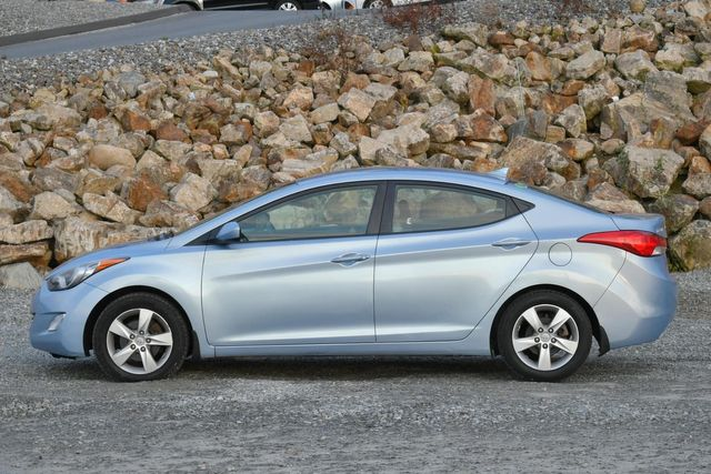 2012 Hyundai Elantra GLS PZEV Naugatuck, Connecticut 1