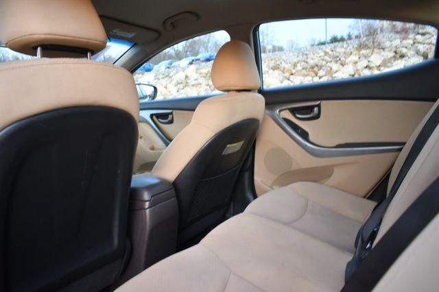 2012 Hyundai Elantra GLS PZEV Naugatuck, Connecticut 11