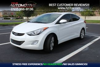 2012 Hyundai Elantra Limited in Pinellas Park Florida, 33781