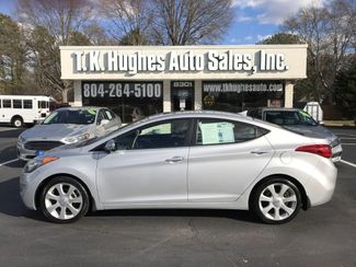 2012 Hyundai Elantra Limited PZEV in Richmond, VA, VA 23227