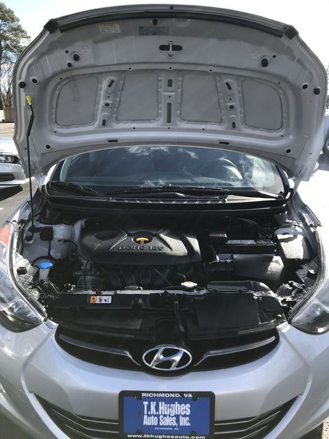 2012 Hyundai Elantra Limited PZEV in Richmond, VA, VA 23227