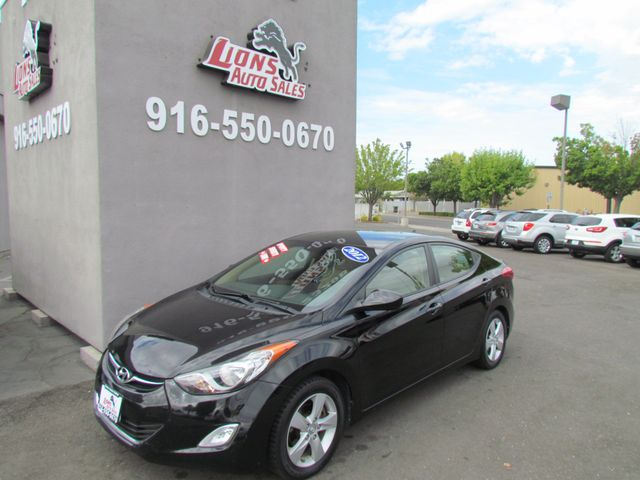 2012 Hyundai Elantra GLS in Sacramento CA, 95825