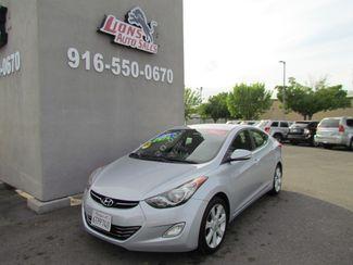 2012 Hyundai Elantra Limited PZEV in Sacramento, CA 95825