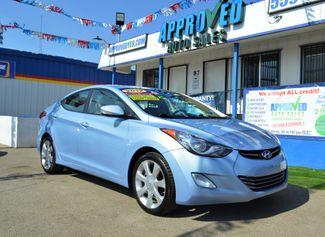 2012 Hyundai Elantra Limited PZEV in Sanger, CA 93657
