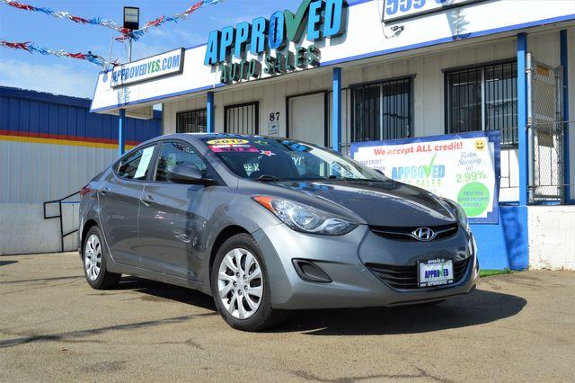 2012 Hyundai Elantra GLS PZEV in Sanger, CA 93657