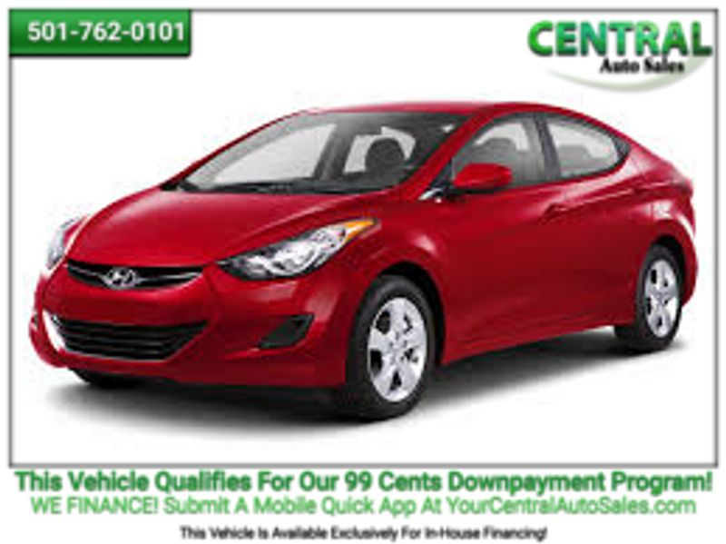 2012 Hyundai Elantra Touring SE | Hot Springs, AR | Central Auto Sales in Hot Springs AR