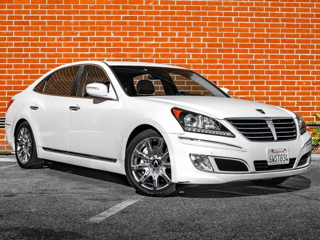 2012 Hyundai Equus Signature Burbank, CA 1