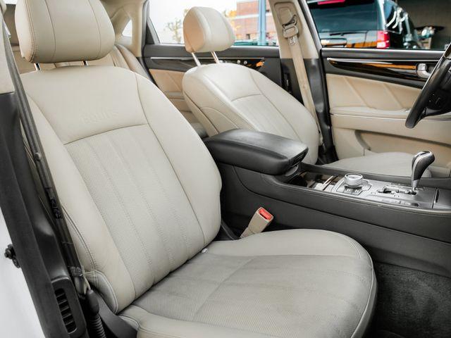 2012 Hyundai Equus Signature Burbank, CA 12
