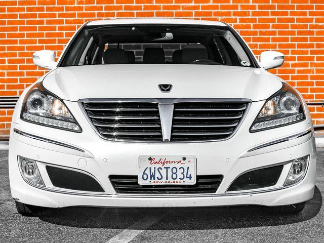 2012 Hyundai Equus Signature Burbank, CA 2