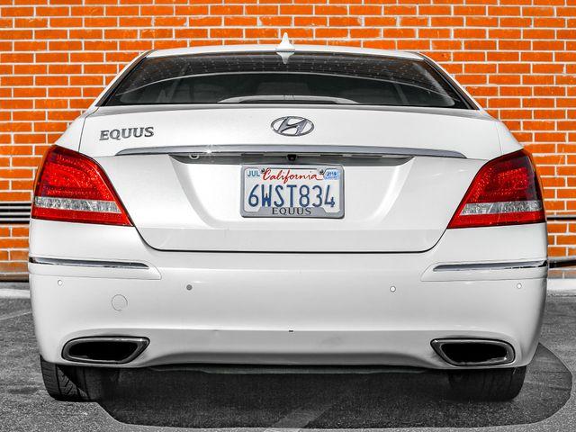 2012 Hyundai Equus Signature Burbank, CA 3