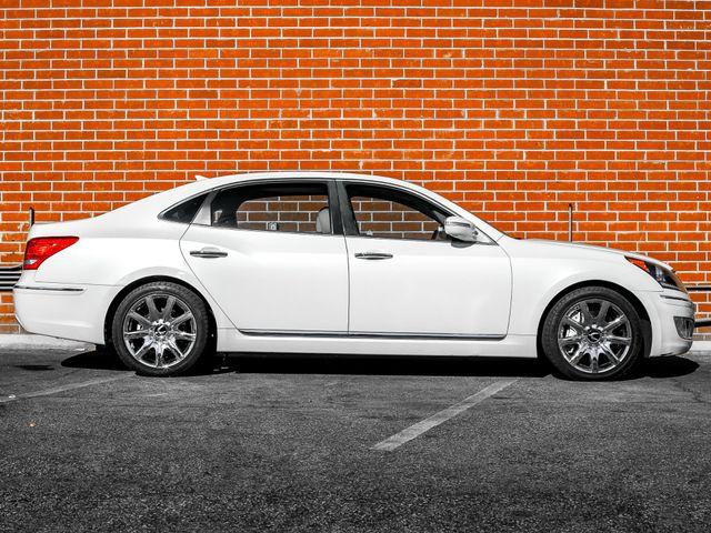 2012 Hyundai Equus Signature Burbank, CA 4