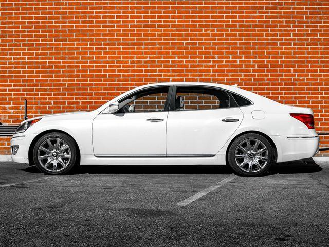 2012 Hyundai Equus Signature Burbank, CA 5