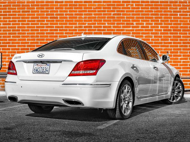 2012 Hyundai Equus Signature Burbank, CA 6