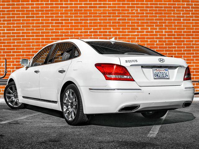 2012 Hyundai Equus Signature Burbank, CA 7