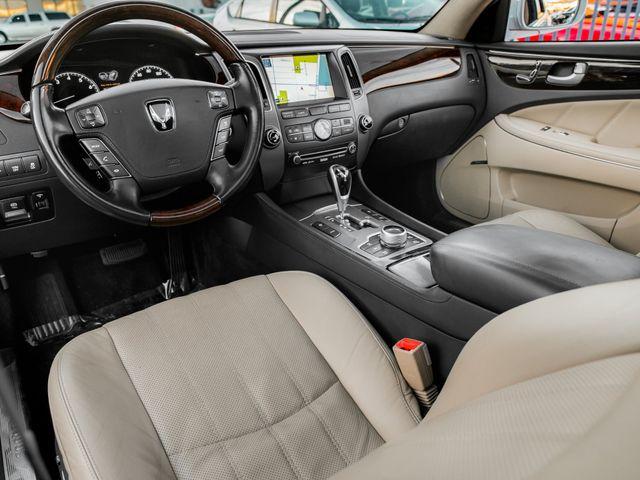 2012 Hyundai Equus Signature Burbank, CA 9