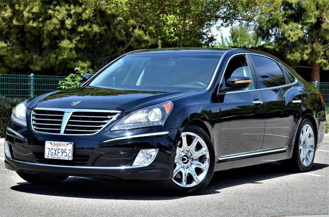2012 Hyundai Equus Signature Reseda, CA 15