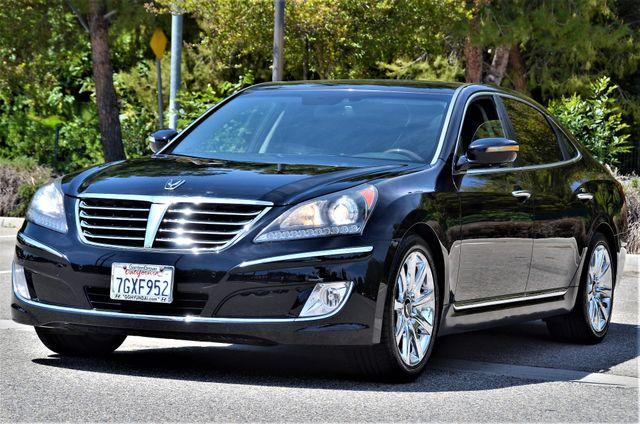 2012 Hyundai Equus Signature Reseda, CA 28