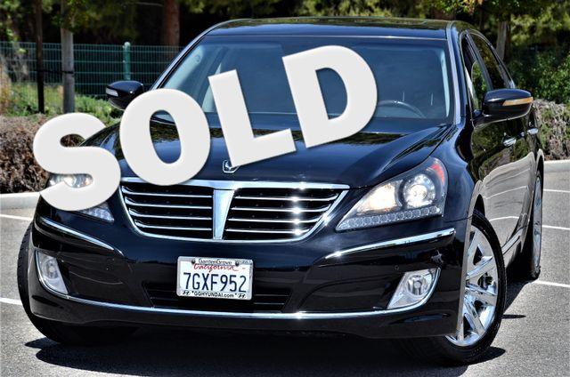 2012 Hyundai Equus Signature Reseda, CA 0