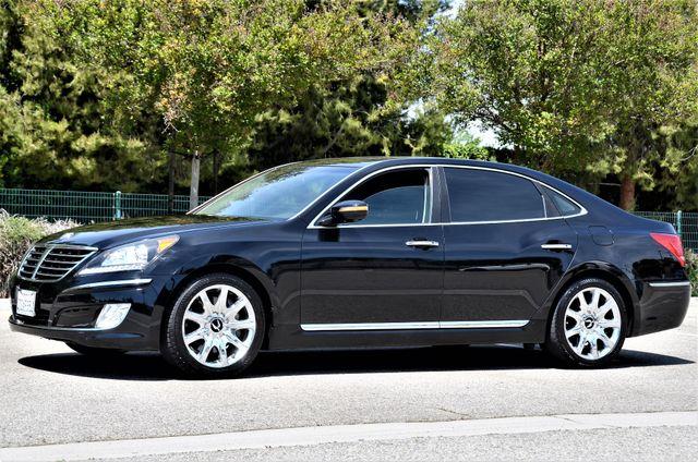 2012 Hyundai Equus Signature Reseda, CA 22